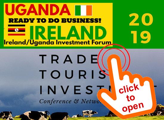 Ireland Uganda Investment Forum 2019